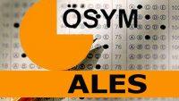 2015 ALES Sınav Sonuçları Açıklandı