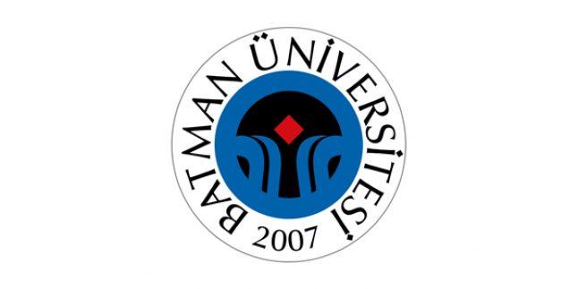 Batman Üniversitesi Formasyon 2015