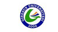 2016 Giresun Üniversitesi Pedagojik Formasyon