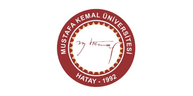 Mustafa Kemal Üniversitesi Formasyon 2015