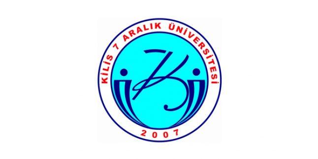 Kilis 7 Aralık Üniversitesi 2016 Formasyon İlanı