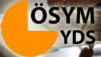 2015 YDS Sınavı