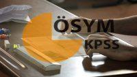 KPSS-2015/1 Yerleştirme Sonuçlarının Açıklanması
