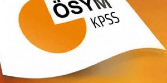 KPSS başvurusu için gerekli belgeler