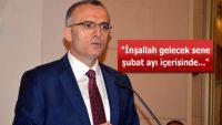 Naci Ağbal'dan Öğretmen Alımı Açıklaması