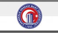 Çanakkale Onsekiz Mart Üniversitesi 2016 Formasyon Duyurusu