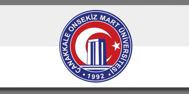 Çanakkale Onsekiz Mart Üniversitesi Formasyon Ek Kontenjan Duyurusu