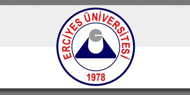 Erciyes Üniversitesi 2016 Güz Formasyon İlanı