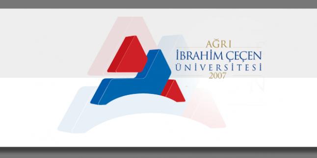 Ağrı İbrahim Çeçen Üniversitesi 2016 Formasyon Duyurusu