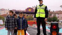 5,5 Milyon Çocuk Trafik Eğitimi Alacak