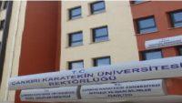 Karatekin Üniversitesi Yaz Okulu Açıyor