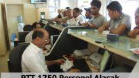 PTT 1750 Personel Alımı Yapacak