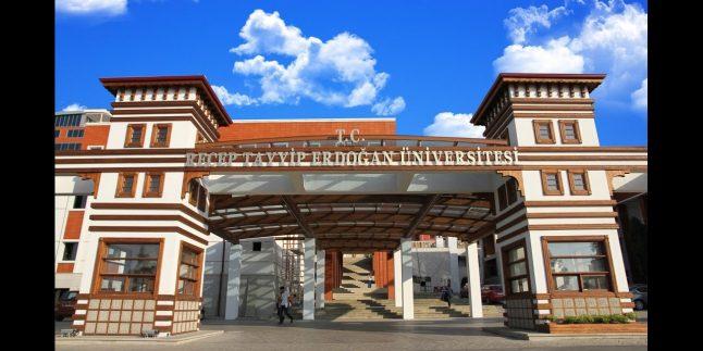 Recep Tayyip Erdoğan Üniversitesi Formasyon Duyurusu