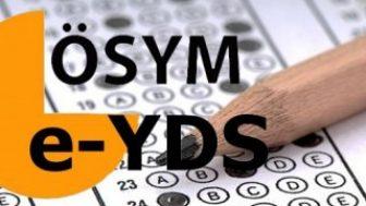 E-YDS 2017/5 Sonuçları Açıklanmıştır