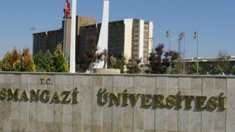Osmangazi Üniversitesi 2017 Yaz Okulu Duyurusu Yayımlanmıştır