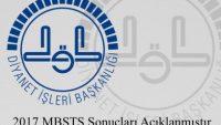MBSTS Sınav Sonuçları Açıklanmıştır