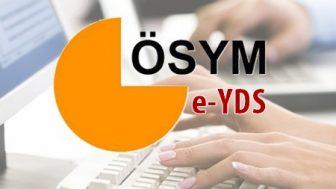 E-YDS 2017/6 Başvuruları Başlamıştır!